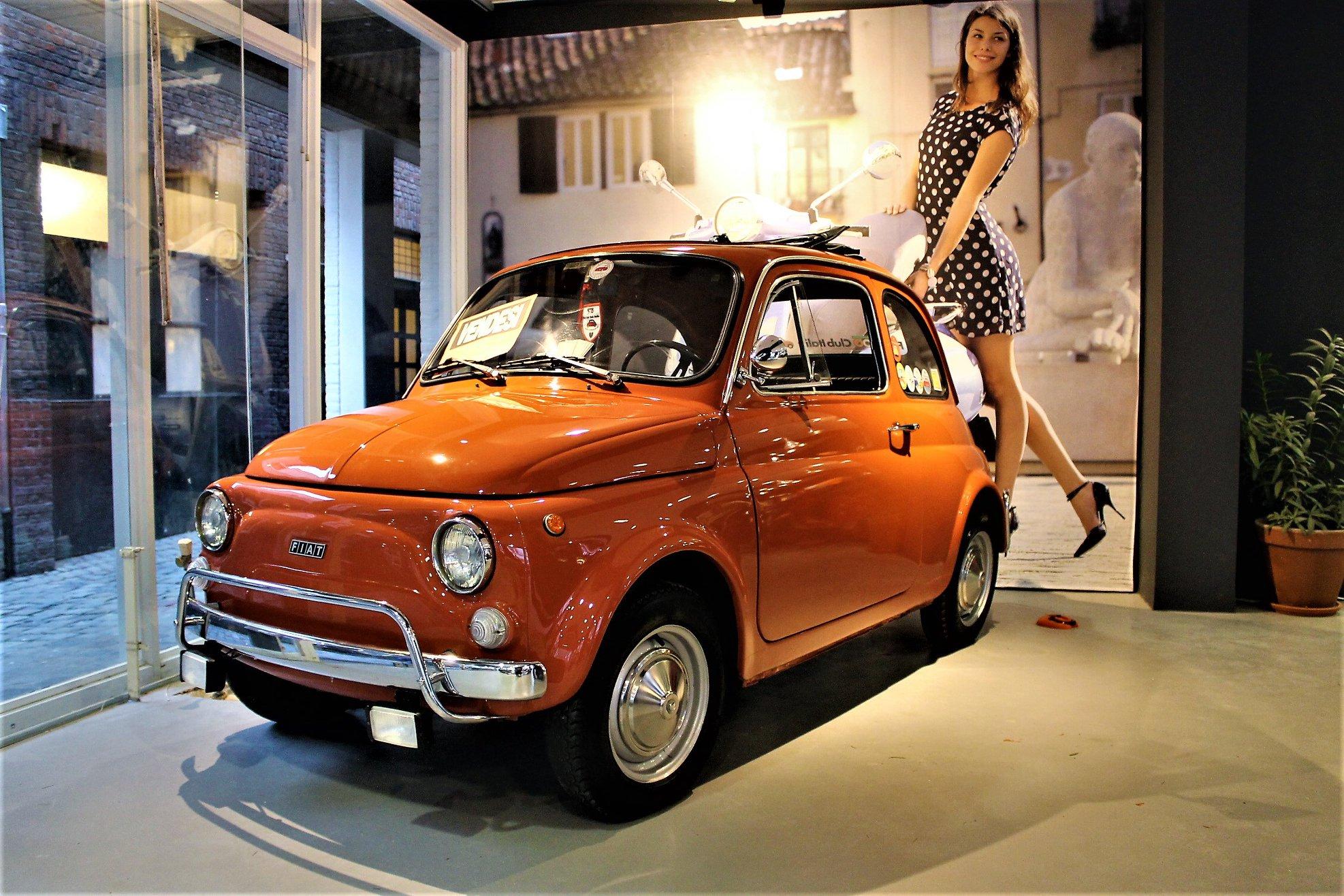 Carbonara - Vintage Automobiles